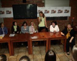 Фото турнира по боулингу